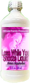 affinity health products lose, loose and snooze collagen weight loss lose weight in your sleep